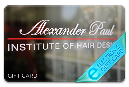 Alexander Paul Institute E-Gift Card